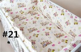 very soft and most comfortable crib bedding sets newborn baby bed set contain per cover per
