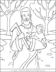 Saint Driving Out The Snakes Of Catholic Coloring Page Feast Day Is