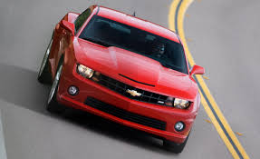 2010 Chevrolet Camaro SS V8 – Instrumented Test – Car and Driver