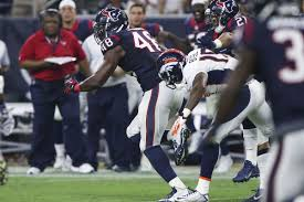 2015 Houston Texans Roster Cut Tracker Who Didnt Make The