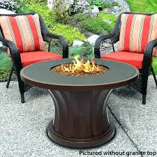 fire pit cover round propane burner kit canada luxury covers articles with cov