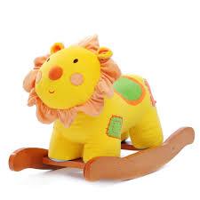 full size of baby nursery enchanting lion animal rocking plush animal with wood core sturdy baby nursery cool bee animal rocking horse