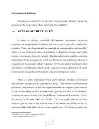 dissertation on environmental pollution and global warming  11