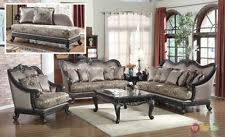 french provincial living room set. 6 pcs traditional french provincial formal living room luxury sofa set w/ chaise
