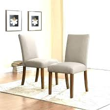 leather parsons dining chair midnight black faux leather parsons dining chair set of 2 gray leather