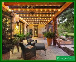 backyard string lighting. Patio Light Ideas. Original 17 Cover String Lights Photo Ideas S Backyard Lighting