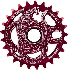 Shadow Conspiracy 25t Serpent Sprocket In Colors Planet Bmx