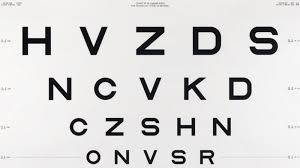 Eye Charts Used By Doctors 29 All Inclusive Tumbling E Eye Chart
