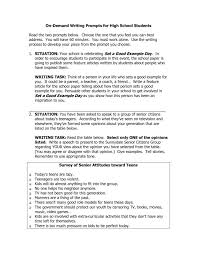 Good High School Essay Topics Essay Samples For High School