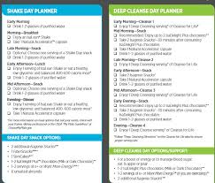 Isagenix Meal Chart What Is Isagenix Diet Plan And How Does It Work Styles
