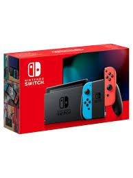 <b>Игровая приставка Nintendo Switch</b> NINTENDO 9178947 в ...