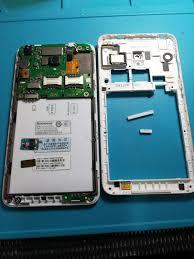 Lenovo a850+ on off button faulty