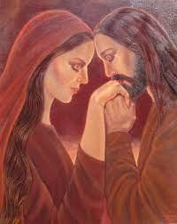 Pin de ॐ☮️☯️ Lucas Lima ☮️☯️ॐ em ❤️☯☮ॐ Amor e outras delicadezas ☯☮ॐ❤️ |  Jesus e maria, Divindades, Maria madalena