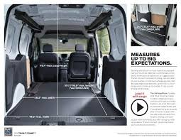 image result for ford transit connect interior dimensions transit ford transit connect cer ford transit and transit connect cer
