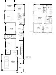 kitchen house plans for narrow lots houseplans com small 2 story lot luxury charming blocks