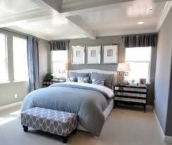 Gray Master Bedroom Inspiration US House And Home Real Estate Ideas