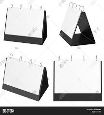 Tabletop Flip Chart Blank Table Top Flip Image Photo Free Trial Bigstock