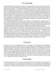 essay hinduism 1 6 an introduction to hinduism