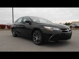 toyota camry 2015 black.  Toyota 2015 Toyota Camry XSE Full Review Intended Black