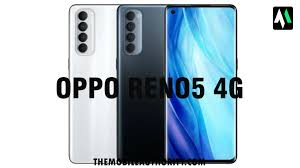Oppo Reno5 4G global version in hands ...