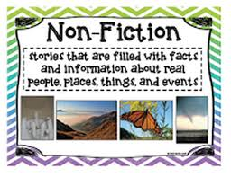 Improving Fiction And Non Fiction Part 2 Lessons By Sandy