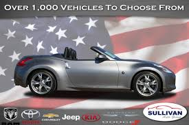 Pre-Owned 2010 Nissan 370Z Touring 2D Convertible in Yuba City ...