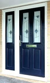 glass panel exterior door front doors with glass side panels composite side panels exterior doors with