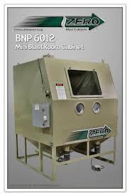 Clemco Industries Blast Cabinets Bnp 6012 7212 Pressure Blast Cabinets Florida Silica Sand Company