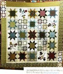 Morris Housetop Detail by Roseanne Smith | Quilt William Morris ... & Morris Earthly Paradise at Sun Valley Quilts Adamdwight.com