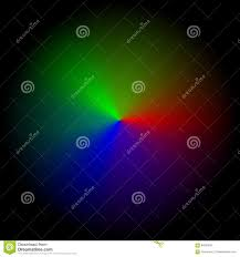Color Theory Chart Color Wheel Color Chart With Blended Faded Circles For
