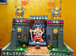 5 inspirational ganpati decor ideas which will impress anyone