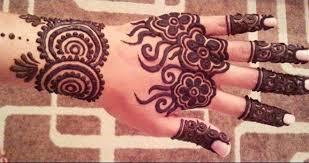 Dulha Dulhan Mehndi Designs Wallpapers Bridal Mehndi Designs Latest Fancy Hand Mehndi Design