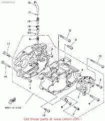 1995 yamaha timberwolf 250 wiring harness 41 breakdown of a diagram