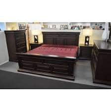 Valentino 4 Piece King Bedroom Suite With Tallboy