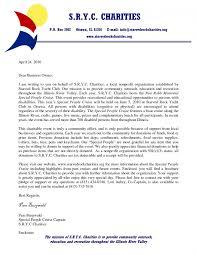 Format For Sponsorship Letter New Business Letter Format Asking For Donations Copy Sa Sample Donation