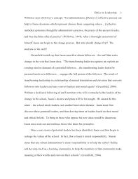 writing style of essays university level