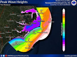 Hatteras Island Braces For Weekend Storm As Conditions Are