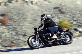 review the 2018 triumph bonneville bobber black bike exif