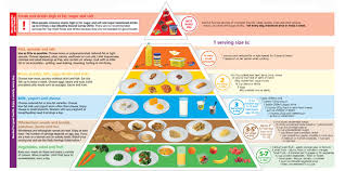 The Food Pyramid Poster And Leaflet