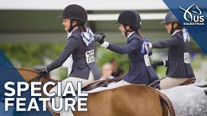 2019 USEF Pony Finals Daily Wrap 2 - YouTube