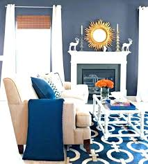 brown and blue living room decorating ideas om sofa gray orange blue living blue and brown