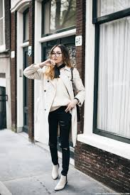 fashion blogger germany minimal classic style what to wear with trench coat this spring 2016 how to