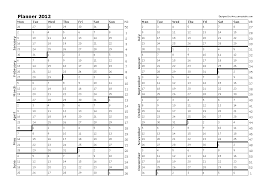 Yearly Calendar Planner Template Free Printable Calendars And Planners 2019 2020 And 2021