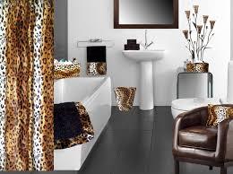 Cheetah Print Bathroom Ideas