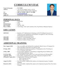 Sample Resume Format Pdf Outstanding Resume Pdf Template Free Editable Curriculum Vitae 18