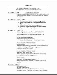 Administrative Assistant Resume Objective Sample Inspiration New Office Assistant Resume Sample B48online