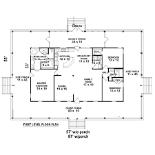 4 bedroom one story house plans with wrap around porch inspirational e ranch image of local