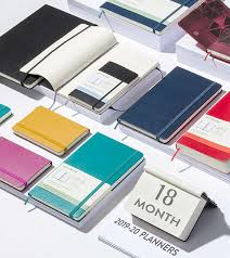 At A Glance Academic Planner 2020 17 18 Month Diaries Planners For 2019 2020 Moleskine