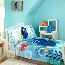 4 piece toddler bed set finding dory bubbles 4 piece toddler bedding set garanimals 4 piece