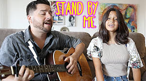 Stand By Me Acoustic Cover by Jorge & Alexa Narvaez   Reality ...